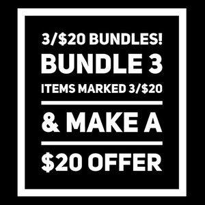 Tops - Bundle Time!